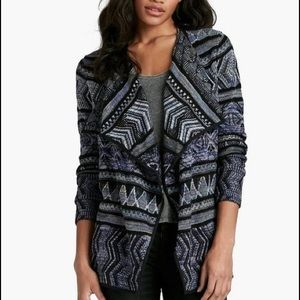 LUCKY LOTUS by LUCKY BRAND CARDIGAN SWEATER